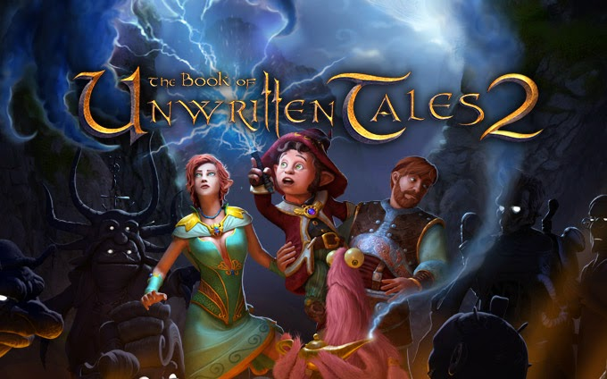 The Book of Unwritten Tales 2 (PC / X360 / PS3 / PS4)